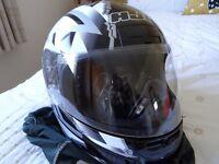 HJC Motorcycle Helmet XS