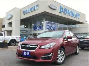 2015 Subaru Impreza 2.0i - LOW KILOMETERS - ALL WHEEL DRIVE
