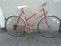 Rare ladies Peugeot road bike hybrid Bristol Upcycles Used bike shop l