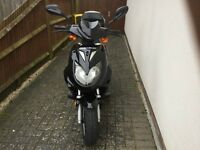 Direct Bikes Moped 50 cc For Sale - Less than 1000 MILES.