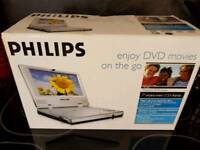 Philips PET700 portable DVD player
