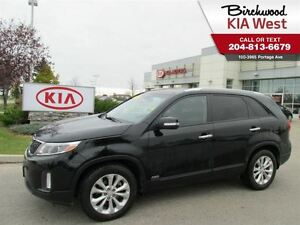 2015 Kia Sorento EX w/Snrf /LOCAL ONE OWNER TRADE!