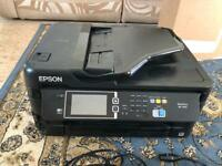 A3 colour printer, scanner, copier - Epson