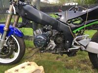 Kawasaki zxr 400 (project bike )