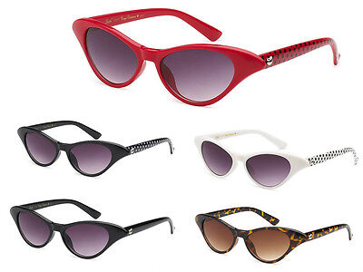 New Giselle Women Fashion Collection Vintage Small Cat Eye Sunglasses + Soft (Fashion Sunglasses Collection)