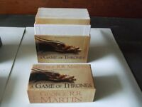Audio CD Set. Game of Thrones by George R. R. Martin.