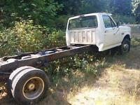 1991 Ford 350 parts