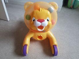 Baby lion walker & ride on