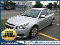 2014 Chevrolet Cruze 1LT Dartmouth Halifax Preview