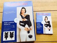 BabyBjörn Baby Carrier Miracle **VERY GOOD CONDITION**