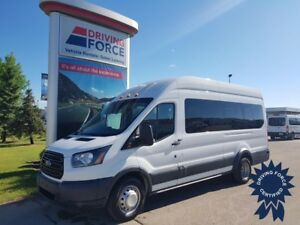 "2016 Ford Transit T-350 148"" EL High Roof XL (Seats 15), Diesel"