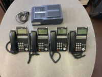 Used small office phone system