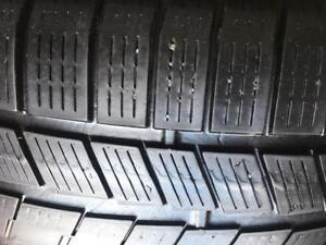 315/35/20 Pirelli scorpion winter runflat 4-5/32
