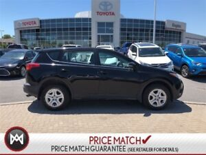 2014 Toyota RAV4 LE AWD - LOW KM - PRICED TO SELL