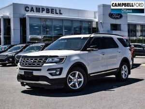 2016 Ford Explorer XLT AWD-NAV-LEATHER-POWER ROOF