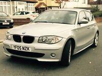 BMW 1 Series 2.0 120i Sport 5dr 2005 (05 reg), Hatchback, HPI CLEAR