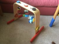 Ikea baby gym