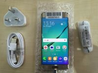 SAMSUNG S6 EDGE GOLD/ VISIT MY SHOP. /UNLOCKED / 32 GB/ GRADE A / WARRANTY + RECEIPT