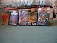 Terry Pratchett's Disc World Books
