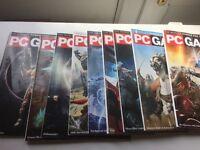 PC Gamer Magazine Collection