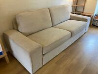 3-seater sofa (IKEA Kivik model)