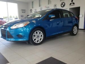 2014 Ford Focus FOCUS SE/ BAS MILLAGE/ INSPECTÉ/CERTIFIÉ FINANCE