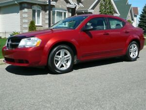 2009 Dodge Avenger SXT 72 000KM (civic corolla accord camry sona