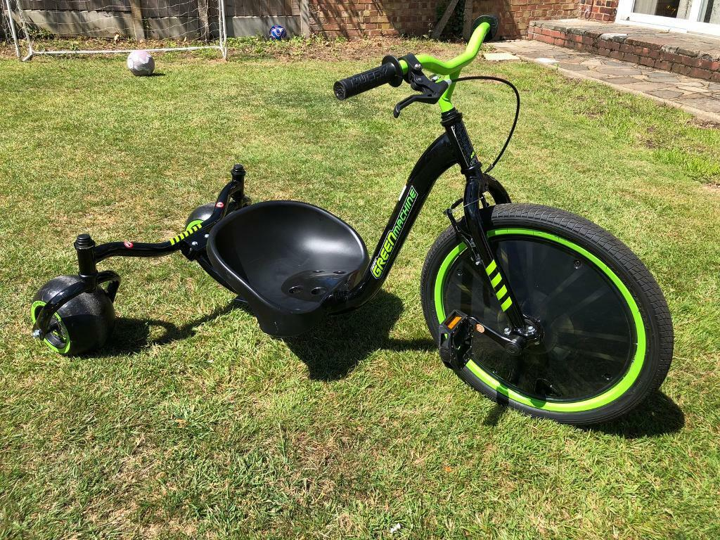53f8fc5a3 Huffy big green machine drift trike | in Brentwood, Essex | Gumtree