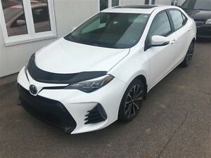 2017 Toyota COROLLA SE CVT XSE PACKAGE