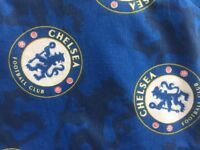 "Fab Chelsea curtains in great condition 54"" drop"