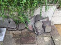 Flag stones - Free