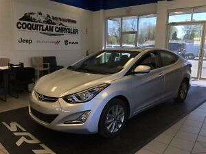 2016 Hyundai Elantra GLS Loaded sunroof power alloy