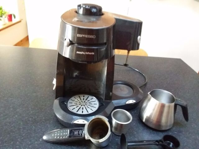 pump espresso maker ec702 review