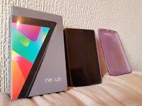 Boxed Nexus 7 Tablet 32gb