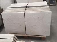600x600 / 2x2 concrete paving slabs