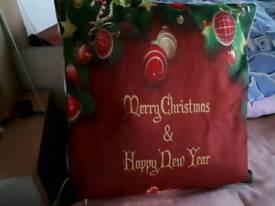 Xmas Cushions (New)