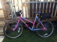 Ladies Raleigh Monterey mountain bike