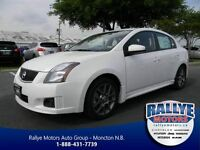 2012 Nissan Sentra SE-R Spec V, Powerful, Warranty