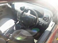 Ford fiesta lx ..drive exellent..95k done ..3 month mott ..sale or swap O.n.O