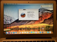 "Apple MacBook Air 13"" 1369 2.13GHz CoreDuo 4GB RAM 256 GB SSD w Bluetooth 4.0"