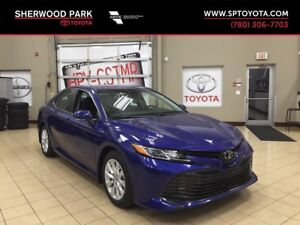 2018 Toyota Camry LE Upgrade