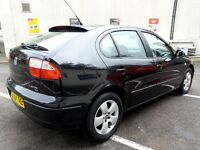 Seat Leon 1.6 sx ---- Low Mileage ---- FSH same as golf,focus,astra