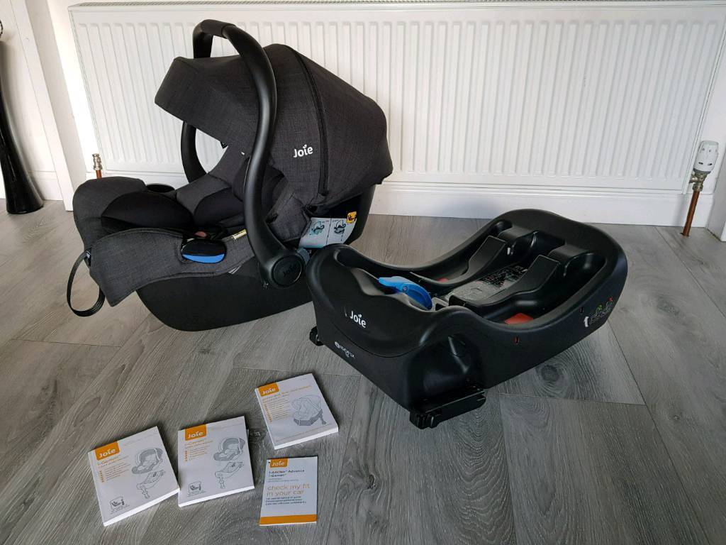 Joie I Gemm Baby Car Seat And Base