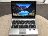 """HP EliteBook 2560p 12.5"""" 320GB, Intel Core i5 2nd Gen., 2.5GHz, 4GB Win 10 Pro ref:5"""