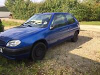 Citreon saxo 80k miles great first car
