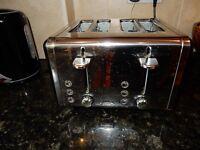 Bella Linea 4-Slice Toaster