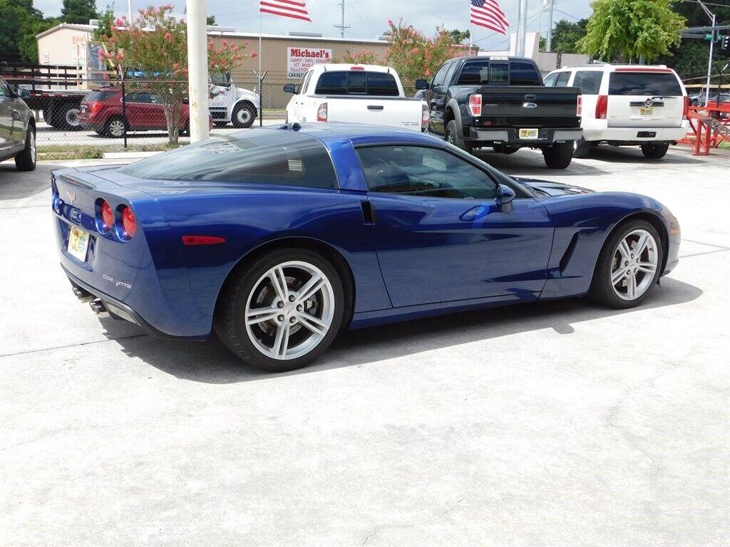 2005 Blue Chevrolet Corvette   | C6 Corvette Photo 10