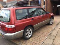 Subaru forester 2.0 Petrol