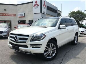 2013 Mercedes-Benz GL-Class GL 350 BlueTEC (PANORAMIC ROOF! NAVI