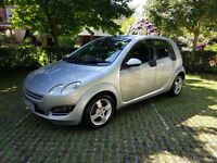 ******LOOK******Smart Forfour 1.3 Passion 5dr 12 MONTH'S MOT